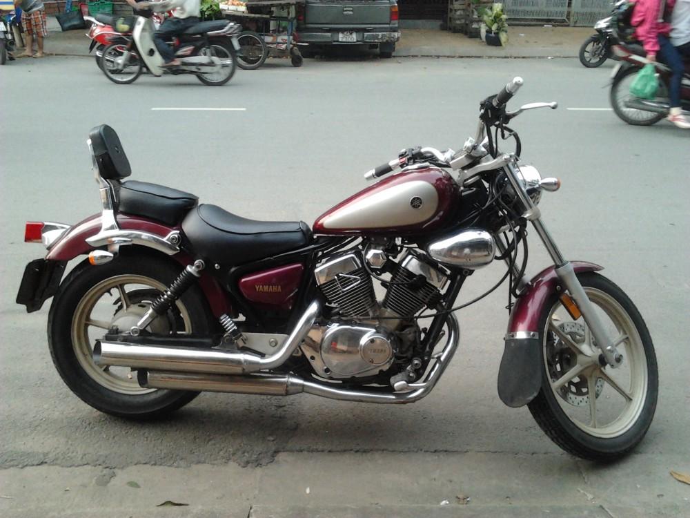 Xe motor Yamaha dong co VTwin cuc ngau gia cuc yeu - 2
