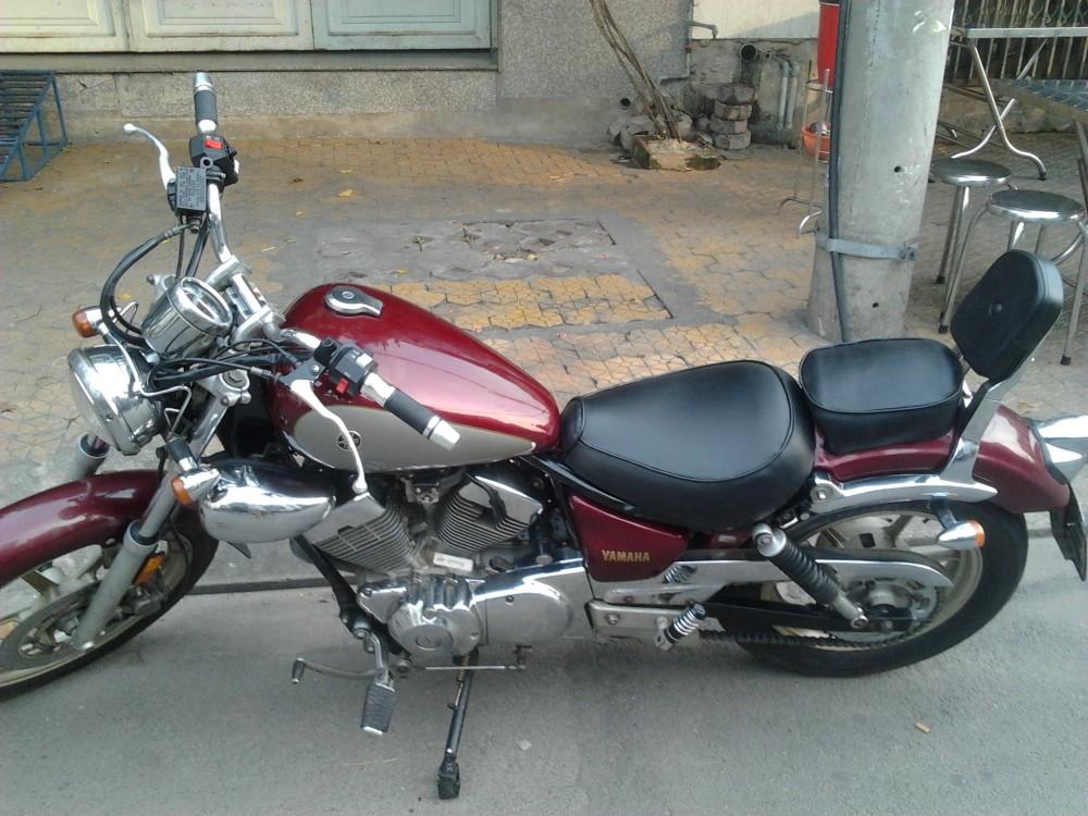 Xe motor Yamaha dong co VTwin cuc ngau gia cuc yeu - 4