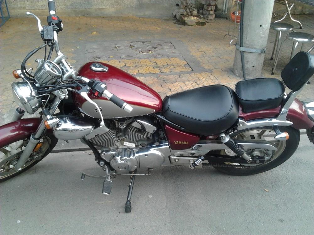 Xe motor Yamaha dong co VTwin cuc ngau gia cuc yeu - 5