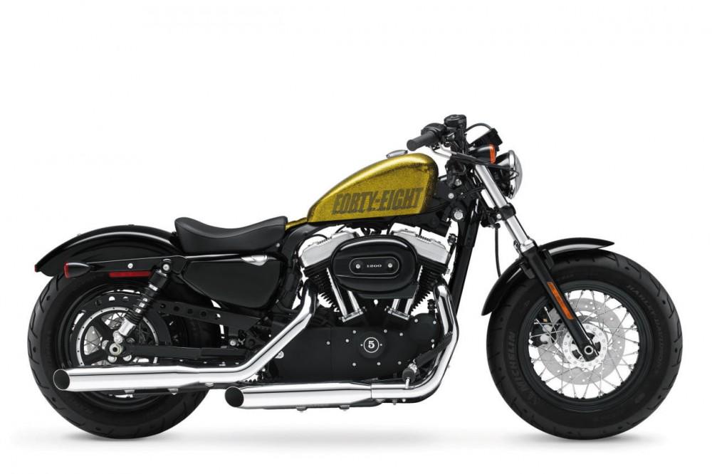 Xe motor Yamaha dong co VTwin cuc ngau gia cuc yeu - 14