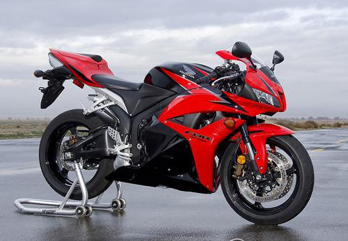 CBR600RR Sportbike tot nhat da qua su dung