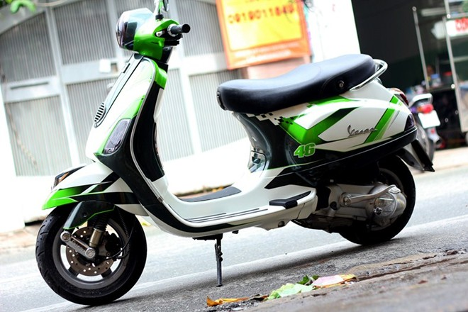 Top nhung mau xe do mau xanh Kawasaki 2013 - 9
