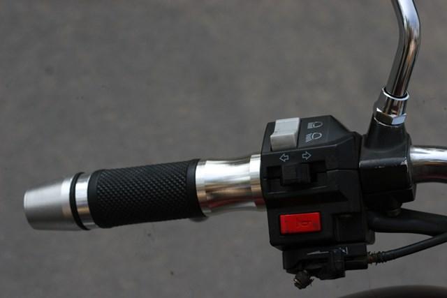 Xe motor Yamaha dong co VTwin cuc ngau gia cuc yeu - 9