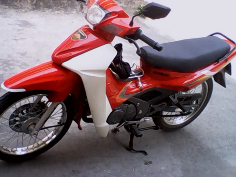 Du dung ban 1 xe AKIRA len XIPO 110 gia re cho AE su dung - 2