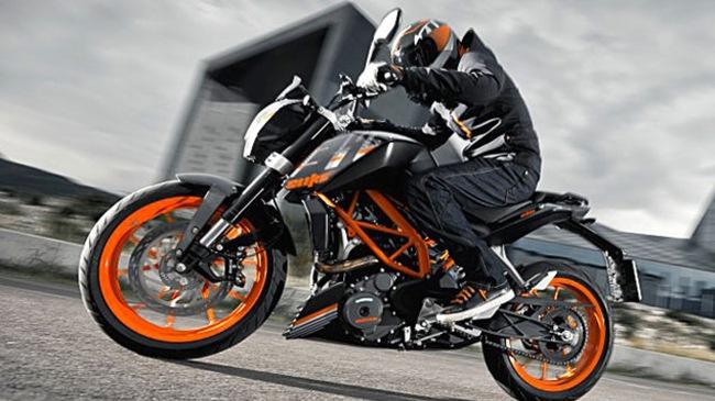 KTM se trang bi dong co Twin cho phan khuc 500cc va 800cc