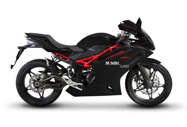 M1nsk gioi thieu mau sportbike R250 - 8