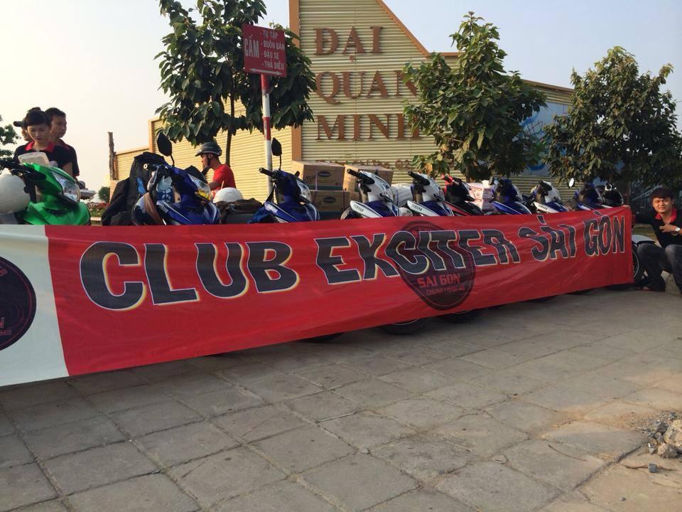 Offline _Club Ex Sai Gon lam tu thien trong nhung ngay thang Gieng P1