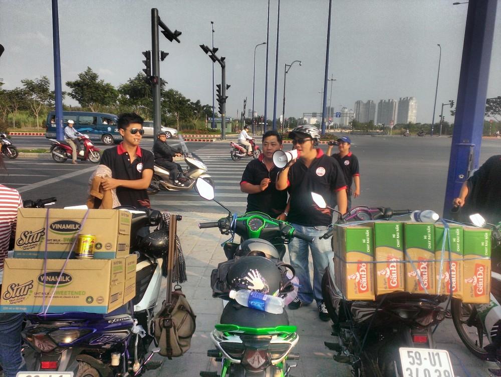 Offline _Club Ex Sai Gon lam tu thien trong nhung ngay thang Gieng P1 - 3