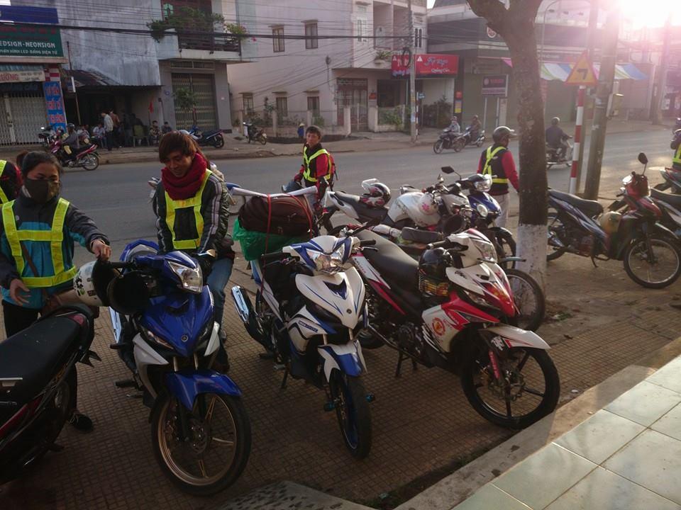 Anh em Ex Lam Ha voi Tour Lam HaBao LocMaDaguoiTanh LinhPhan ThietBac BinhDai NinhLam Ha - 6