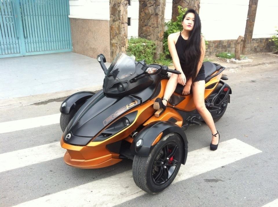 Hot girl Sai Gon so do nong cung PKL - 2