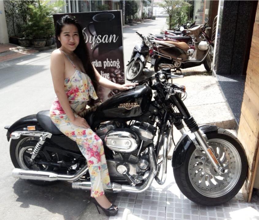 Hot girl Sai Gon so do nong cung PKL - 4