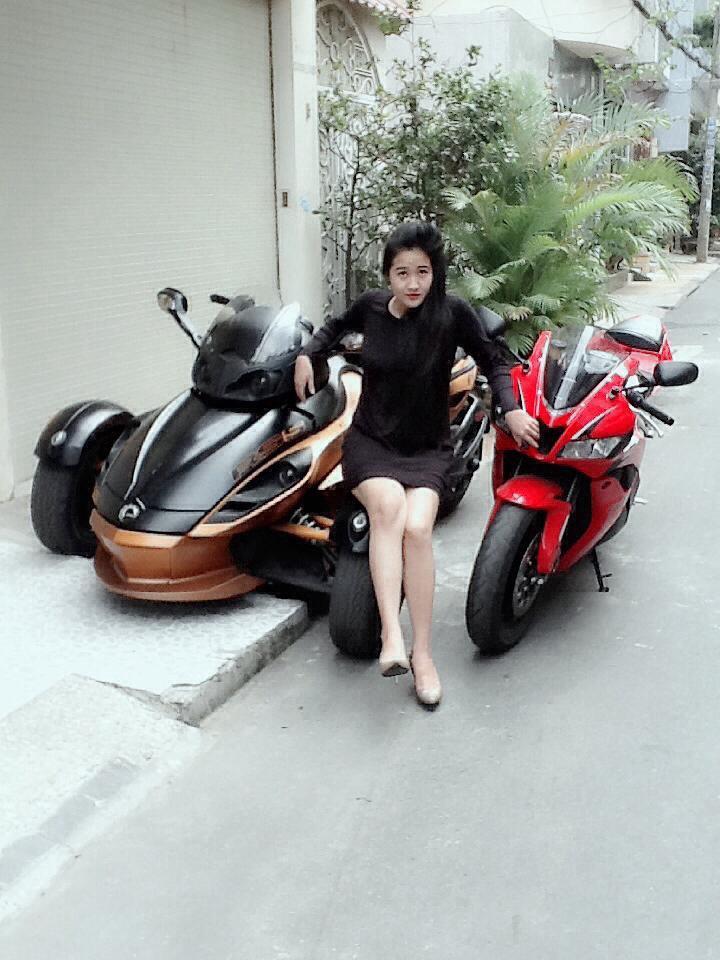 Hot girl Sai Gon so do nong cung PKL - 5