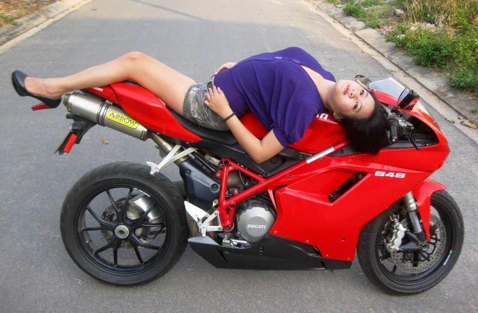 Hot girl Sai Gon so do nong cung PKL - 8