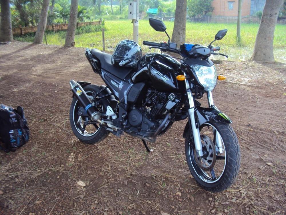 TPHCM CAN BAN LAI YAMAHA FZ16 DATE 2012 - 12