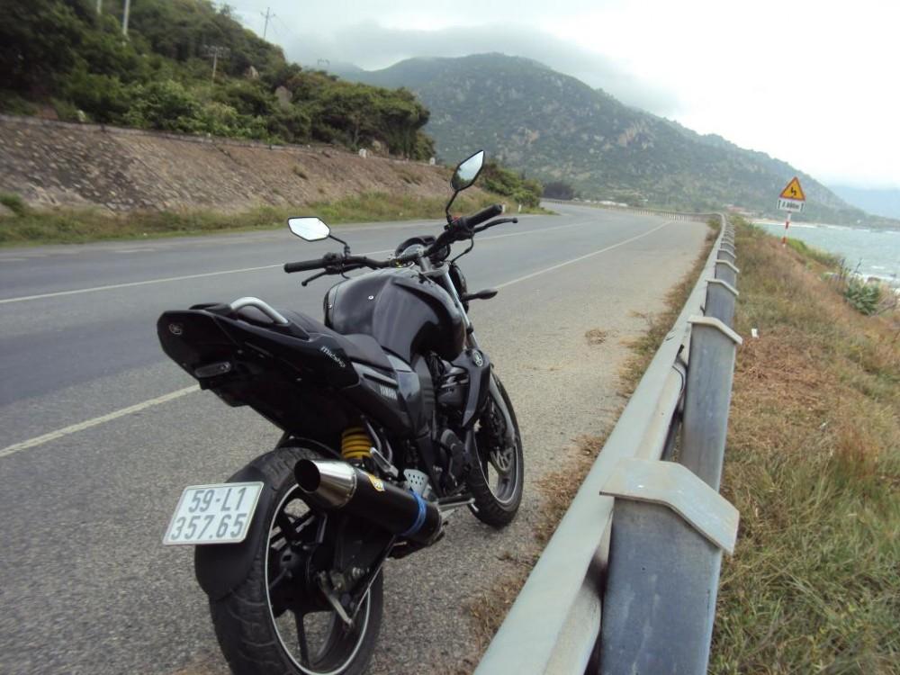TPHCM CAN BAN LAI YAMAHA FZ16 DATE 2012 - 16