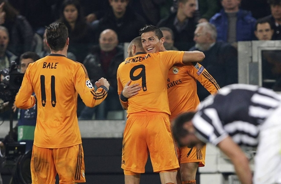 01h45 ngay 2404 Real Madrid Bayern Munich Nguoi Madrid so Con quai vat den