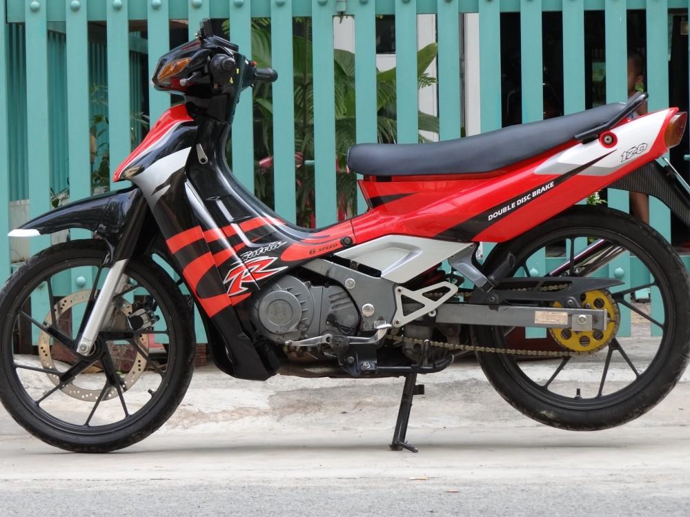 Bien Hoa Ban Xipo 99 Suon Loc Zin up Satria 2000 Dep