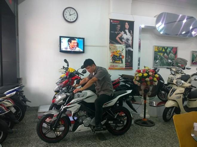Cam nhan dau tien ve Yamaha FZ150i cua khach hang Viet