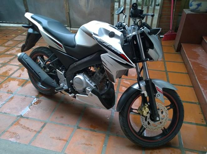 Cam nhan dau tien ve Yamaha FZ150i cua khach hang Viet - 2