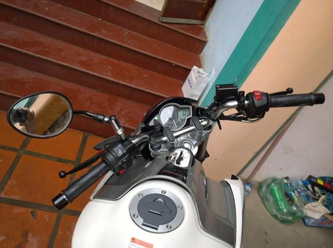 Cam nhan dau tien ve Yamaha FZ150i cua khach hang Viet - 3
