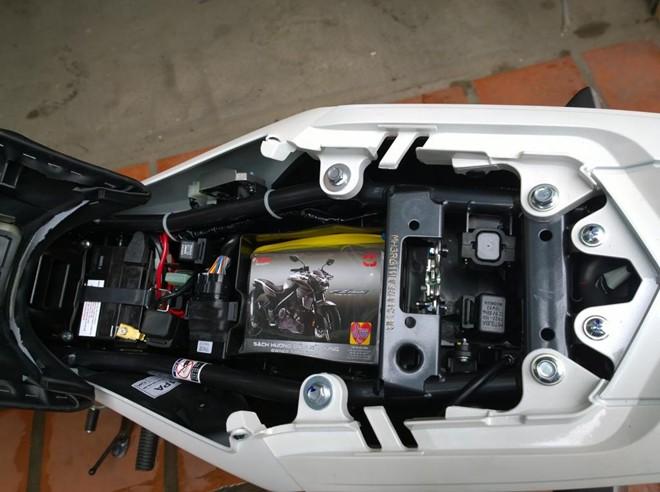 Cam nhan dau tien ve Yamaha FZ150i cua khach hang Viet - 5