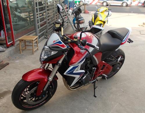 Honda CB1000R ABS Limited 2014 dau tien ve Viet Nam - 6