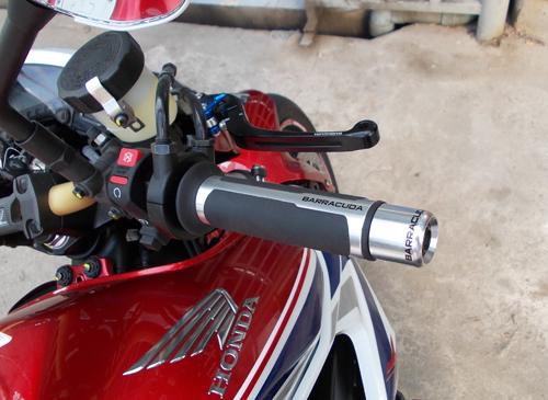Honda CB1000R ABS Limited 2014 dau tien ve Viet Nam - 3