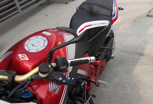 Honda CB1000R ABS Limited 2014 dau tien ve Viet Nam - 5