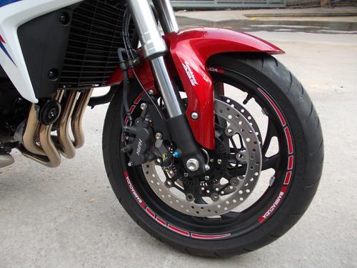 Honda CB1000R ABS Limited 2014 dau tien ve Viet Nam - 8