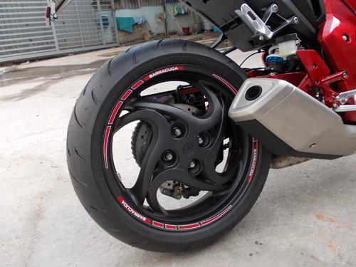 Honda CB1000R ABS Limited 2014 dau tien ve Viet Nam - 13