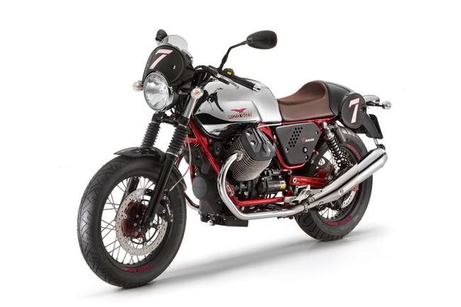 Moto Guzzi V7 2014 nhieu lua chon hon 3 phien ban bien the moi