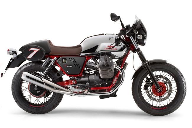 Moto Guzzi V7 2014 nhieu lua chon hon 3 phien ban bien the moi - 2