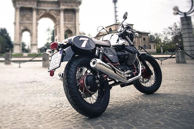 Moto Guzzi V7 2014 nhieu lua chon hon 3 phien ban bien the moi - 4