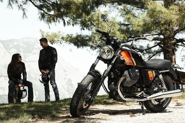 Moto Guzzi V7 2014 nhieu lua chon hon 3 phien ban bien the moi - 5