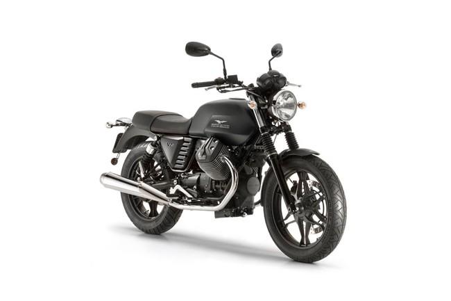 Moto Guzzi V7 2014 nhieu lua chon hon 3 phien ban bien the moi - 10