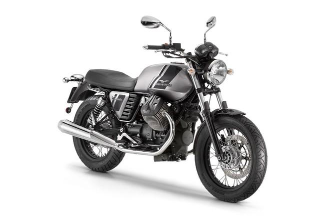 Moto Guzzi V7 2014 nhieu lua chon hon 3 phien ban bien the moi - 11