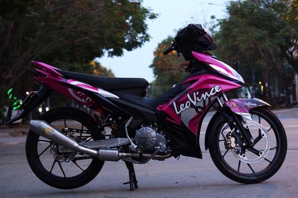 Nhung chiec Yamaha Exciter kieng tinh cam - 2