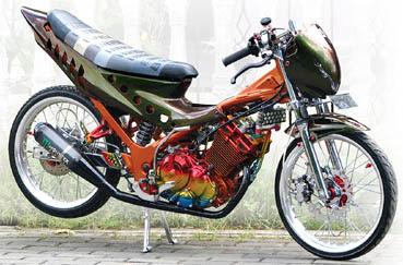 Nhung chu Satria F150 tu Indo - 9