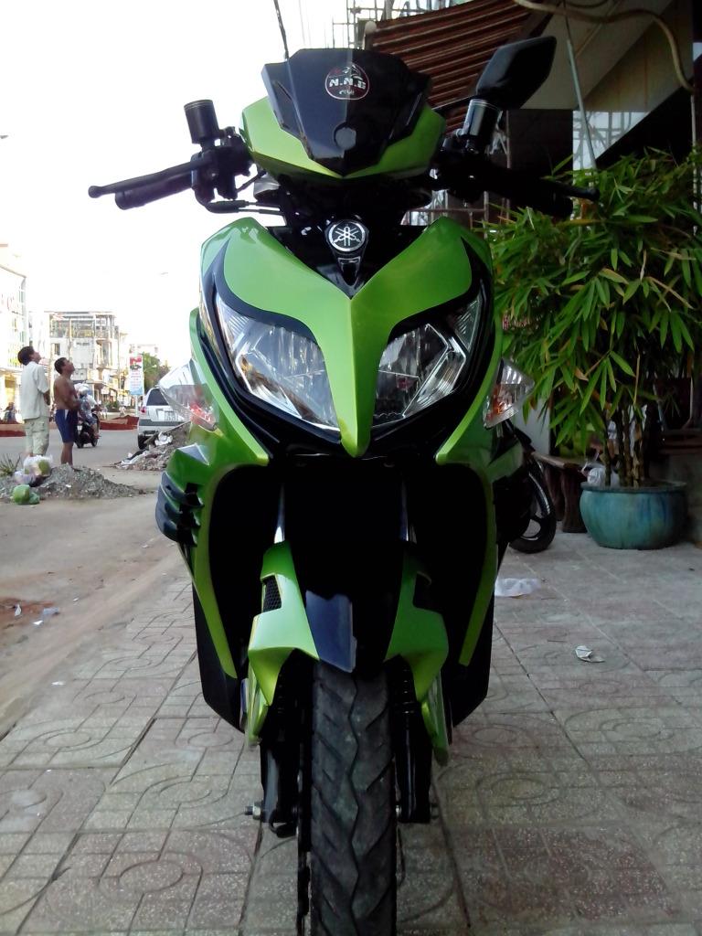 Nouvo LX phu thuy xanh la - 5