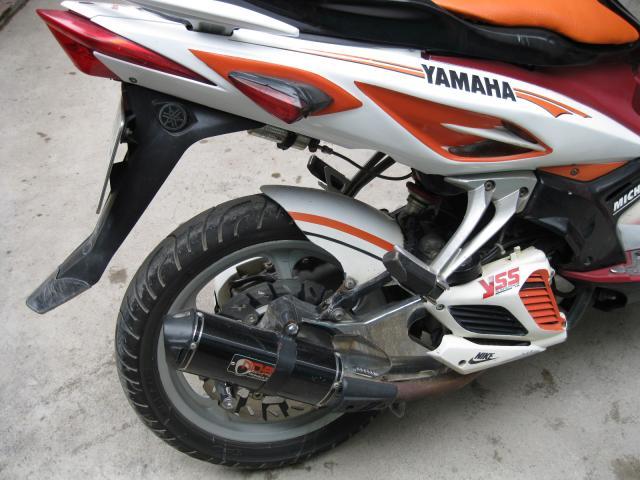 Yamaha Nouvo LX vang nhe nhang tuoi sang - 3