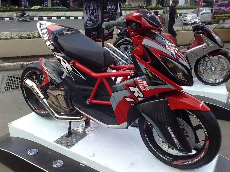 Yamaha nouvo LX phien ban rade it - 3