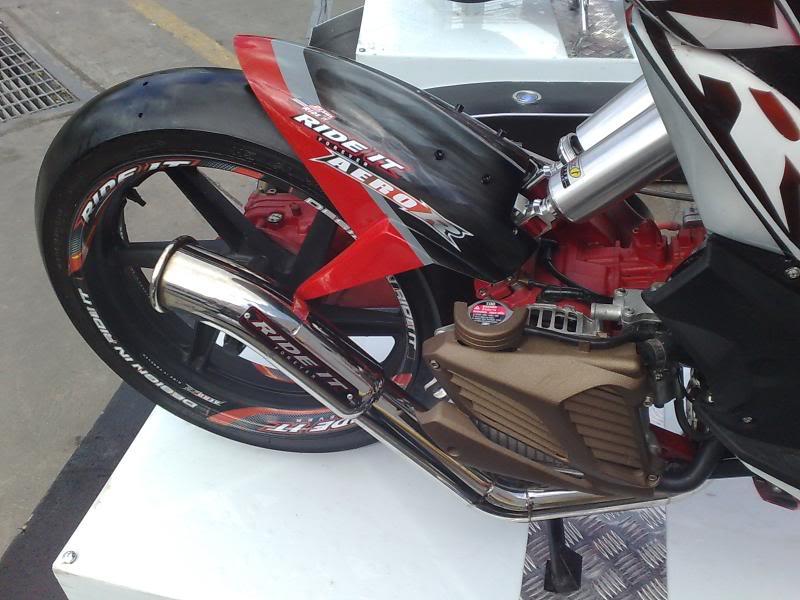 Yamaha nouvo LX phien ban rade it - 4