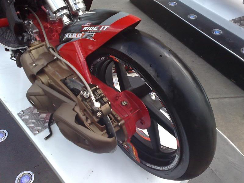 Yamaha nouvo LX phien ban rade it - 5