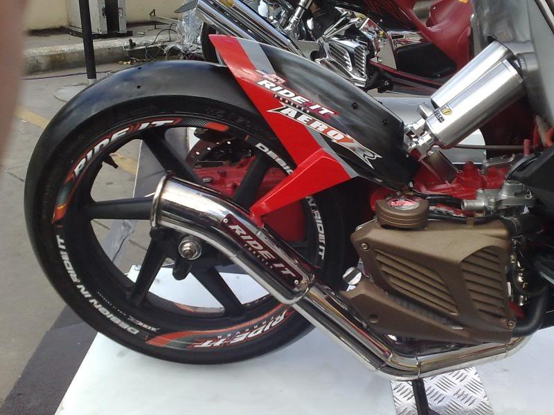 Yamaha nouvo LX phien ban rade it - 6