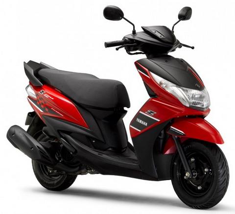 Yamaha se lat do Honda