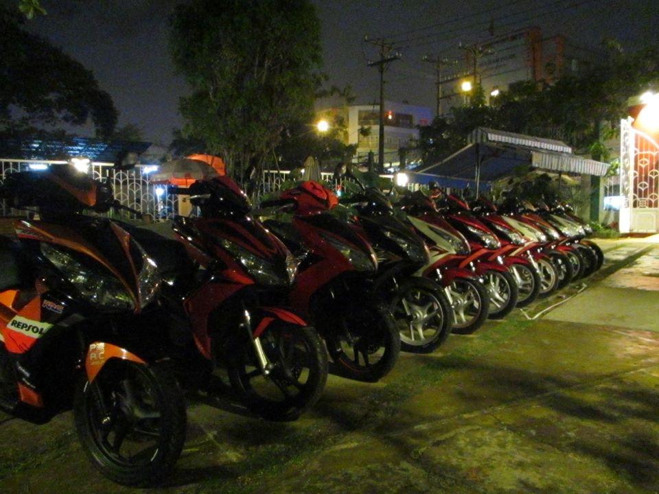 Anh Em hoi Honda Air Blade 125cc OFFLINE lan 2 tai Cafe Toc Do - 2