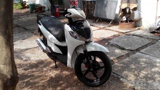 ban Honda 150cc Len Shi 150i Trang Den Sport depkengem ru bstp 5 so 278tr - 2