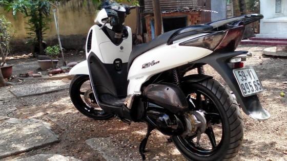 ban Honda 150cc Len Shi 150i Trang Den Sport depkengem ru bstp 5 so 278tr - 4