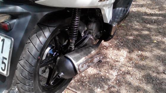 ban Honda 150cc Len Shi 150i Trang Den Sport depkengem ru bstp 5 so 278tr - 7