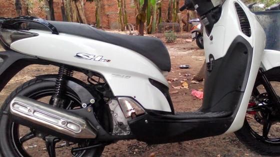 ban Honda 150cc Len Shi 150i Trang Den Sport depkengem ru bstp 5 so 278tr - 9